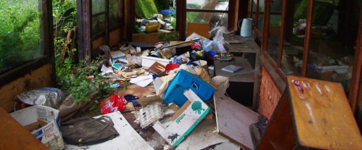 Hoarding/Squalor Clean Up