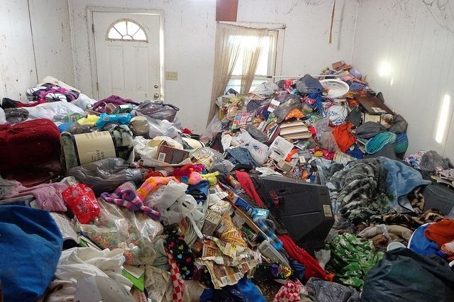 Hoarding and Squalor Cleanup